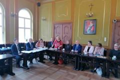 Podpisanie partnerskiego wniosku o dofinansowanie 2