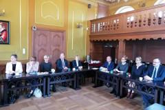 Podpisanie partnerskiego wniosku o dofinansowanie 4